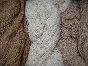 ORGANIC BOUCLE COTTON YARN