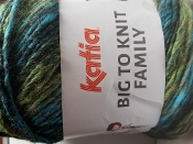 BIG TO KNIT FAMILY by Katia/KFI