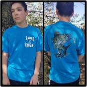 LAKE ERIE FISH T SHIRT