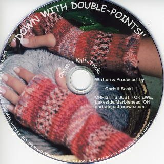 """KNITTERS-MITTS"" DVD"